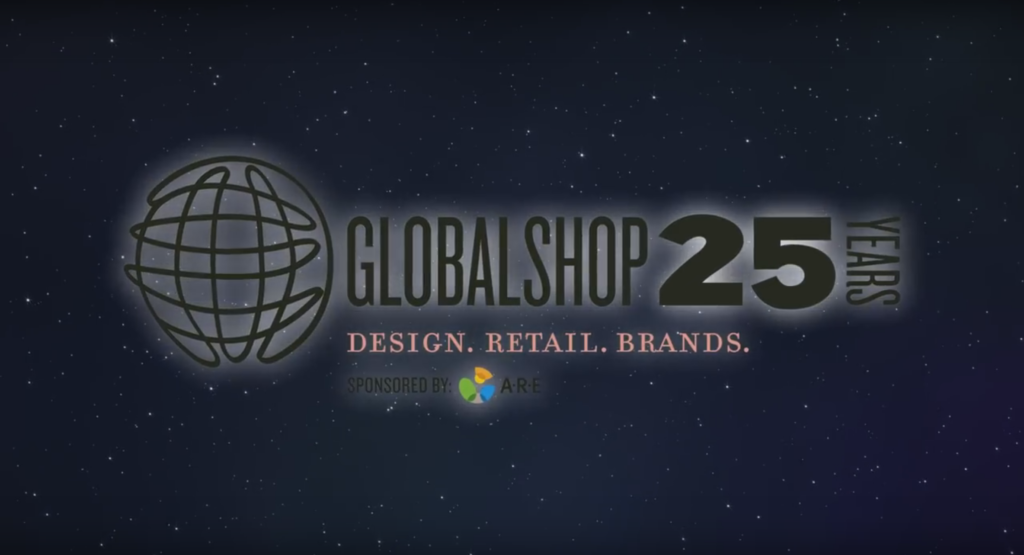 Global shop logo for 2017 convention