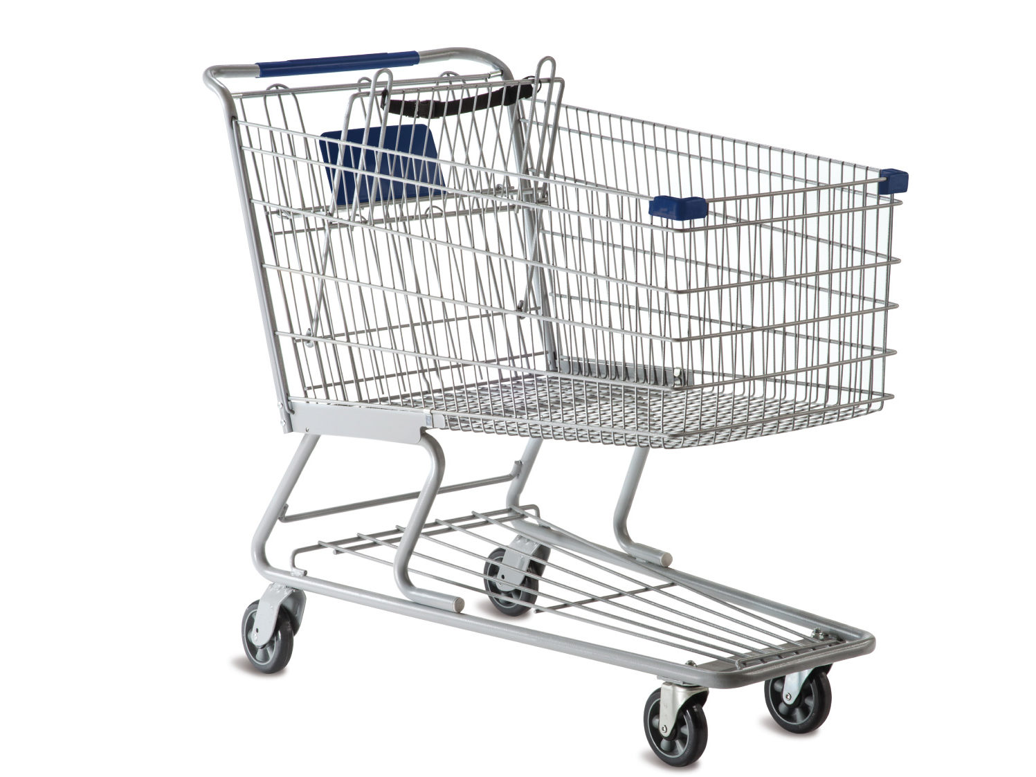 cart covered in techseal technology