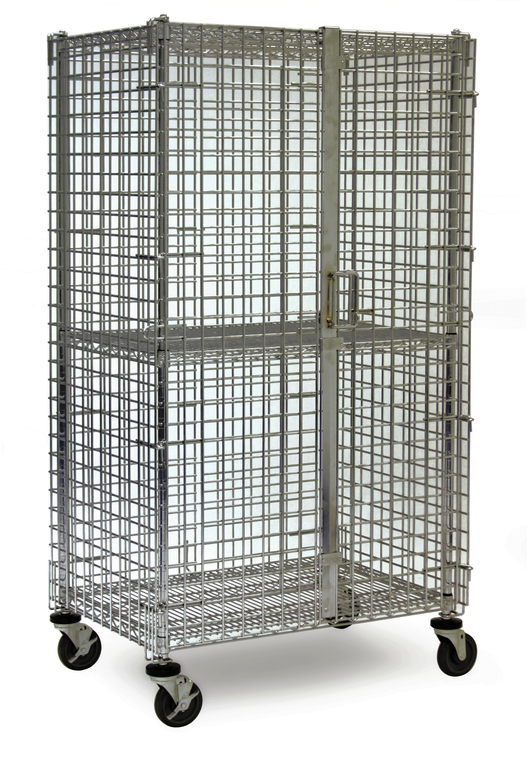 healthcare security cart