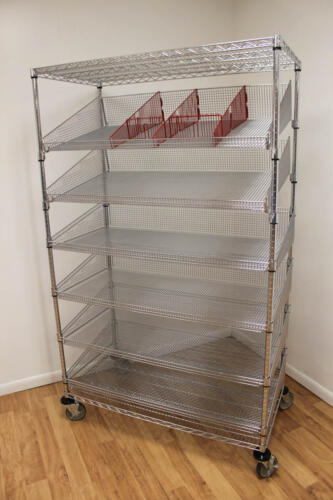 Healthcare Shelving